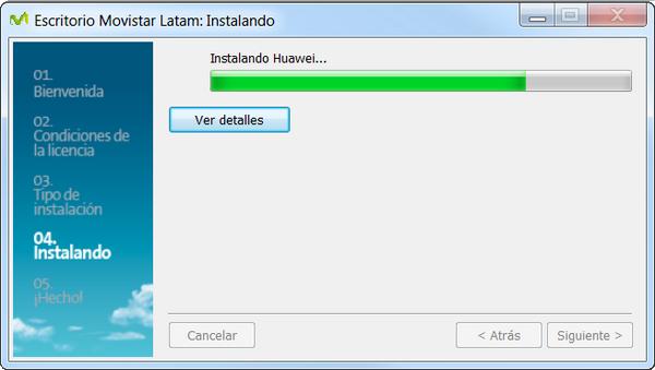 404 file or directory not found for Escritorio movistar 8 8