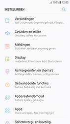 Samsung Galaxy S6 - Android Nougat - Bellen - in het binnenland - Stap 4