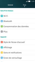 Huawei Y5 - Mms - Configuration manuelle - Étape 3