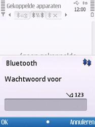 Nokia C5-00 - Bluetooth - koppelen met ander apparaat - Stap 13