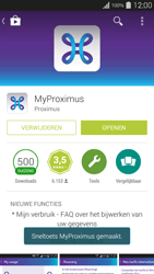 Samsung G901F Galaxy S5 4G+ - Applicaties - MyProximus - Stap 10
