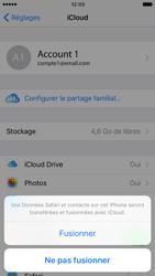 Apple Apple iPhone 7 - Device maintenance - Back up - Étape 8