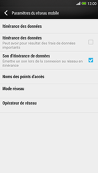 HTC One Max - Internet - configuration manuelle - Étape 7