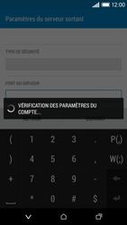 HTC Desire 610 - E-mails - Ajouter ou modifier un compte e-mail - Étape 18