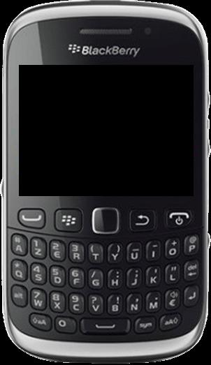 BlackBerry 9320 - Premiers pas - Découvrir les touches principales - Étape 2