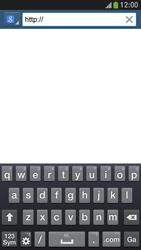 Samsung I9195 Galaxy S IV Mini LTE - Internet - Internetten - Stap 4