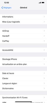 Apple iPhone XS Max - Appareil - Mise à jour logicielle - Étape 5