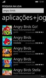 Microsoft Lumia 435 - Aplicações - Como pesquisar e instalar aplicações -  13