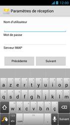 Acer Liquid Z5 - E-mail - Configuration manuelle - Étape 8