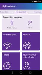 Huawei P8 - Applications - MyProximus - Step 17