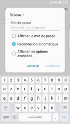Samsung Galaxy S7 edge - Android Nougat - WiFi et Bluetooth - Configuration manuelle - Étape 8