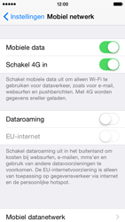 Apple iPhone 5 iOS 8 - Netwerk - 4G activeren - Stap 5