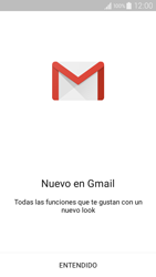 Samsung Galaxy A3 - E-mail - Configurar Gmail - Paso 5