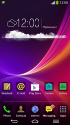 LG D955 G Flex - Settings - Configuration message received - Step 3