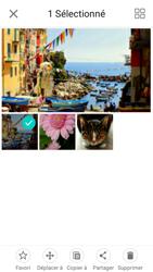 Wiko Freddy - Photos, vidéos, musique - Envoyer une photo via Bluetooth - Étape 7