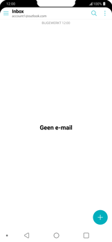 LG g7-thinq-g710 - E-mail - Handmatig Instellen - Stap 5