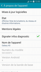 Samsung A500FU Galaxy A5 - Réseau - Installation de mises à jour - Étape 6
