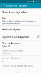 Samsung A500FU Galaxy A5 - Appareil - Mises à jour - Étape 6