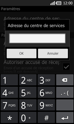 LG P940 PRADA phone by LG - SMS - Configuration manuelle - Étape 5