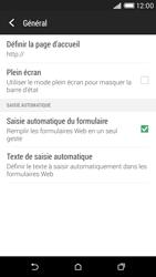 HTC Desire 816 - Internet - Configuration manuelle - Étape 23