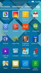 Alcatel POP C7 - SMS - Como configurar o centro de mensagens -  3