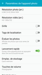 Samsung Galaxy J3 (2016) - Photos, vidéos, musique - Prendre une photo - Étape 7