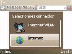 Nokia E72 - E-mail - Configuration manuelle - Étape 17
