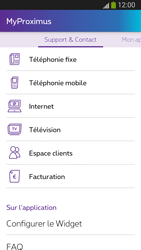 Samsung I9300 Galaxy S III - Applications - MyProximus - Étape 25