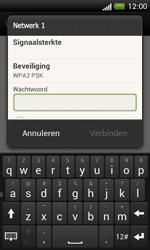 HTC C525u One SV - Wifi - handmatig instellen - Stap 7