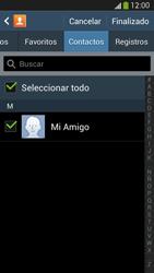 Samsung Galaxy S4 - E-mail - Escribir y enviar un correo electrónico - Paso 7