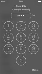 Apple iPhone iOS 7 - Primeiros passos - Como ativar seu aparelho - Etapa 7