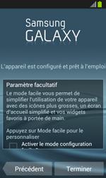 Samsung Galaxy S2 - Premiers pas - Créer un compte - Étape 28