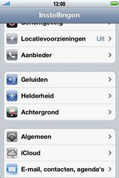 Apple iPhone 4 S - Internet - handmatig instellen - Stap 3
