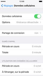 Apple iPhone SE - iOS 10 - Réseau - Activer 4G/LTE - Étape 4