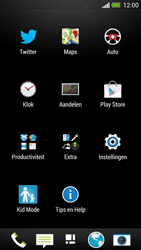HTC One - Applicaties - Account aanmaken - Stap 3