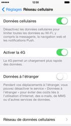 Apple iPhone 5s - Réseau - Activer 4G/LTE - Étape 5