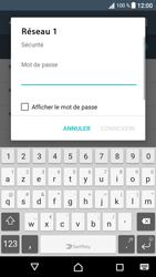 Sony Xperia XA1 - WiFi et Bluetooth - Configuration manuelle - Étape 7