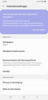 Samsung galaxy-a7-dual-sim-sm-a750fn-android-pie - Internet - Handmatig instellen - Stap 27