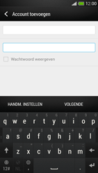 HTC One Mini - E-mail - Account instellen (IMAP zonder SMTP-verificatie) - Stap 7
