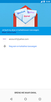 Nokia 7 Plus - E-mail - e-mail instellen (yahoo) - Stap 13