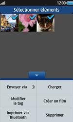 Samsung Wave 2 - Photos, vidéos, musique - Envoyer une photo via Bluetooth - Étape 7