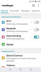 LG K11 - WiFi - Verbinden met een netwerk - Stap 3