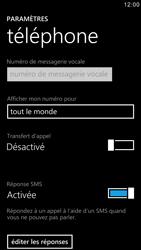 Samsung I8750 Ativ S - Messagerie vocale - Configuration manuelle - Étape 6