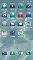 Huawei P10 - Aplicações - Como configurar o WhatsApp -  4