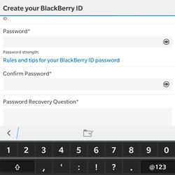 BlackBerry Passport - Applications - Downloading applications - Step 12