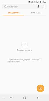 Samsung Galaxy A8 (2018) - SMS - configuration manuelle - Étape 4
