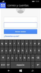 Microsoft Lumia 640 - E-mail - Configurar Gmail - Paso 9
