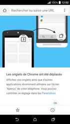HTC Desire 530 - Internet et connexion - Naviguer sur internet - Étape 13