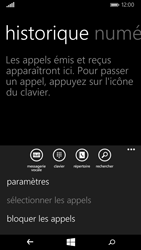 Nokia Lumia 735 - Messagerie vocale - configuration manuelle - Étape 6