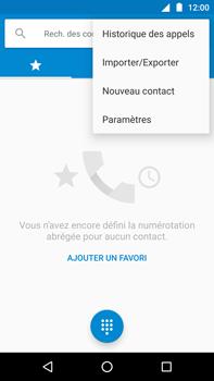 Motorola Moto Z Play - Messagerie vocale - Configuration manuelle - Étape 5